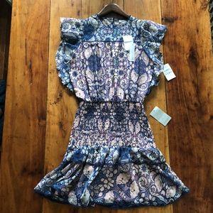Chelsea28 Tiered Blouson Dress XS